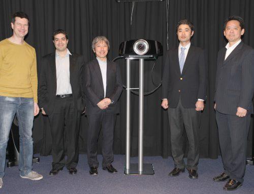 Sony Chefentwickler zu Besuch bei HeimKino