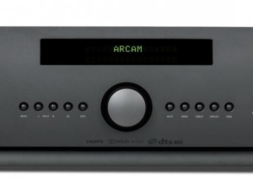 Arcam AVR 850